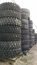 Used 14.00R20 XZL Michelin Military Mud Tires