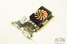 PALIT NVIDIA GeForce GT 620 1GB Tarjeta gráfica | aseado 6200HD06 | Hdmi Vga Dvi