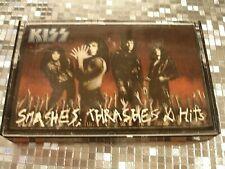 "KISS  ""Smashes, Thrashes & Hits "" Cassette Mercury – Dolby Chrome Release"