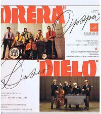 LP ORERA / DIELO (MELODIYA USSR)