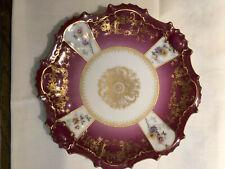 Antique Limoges China Plates