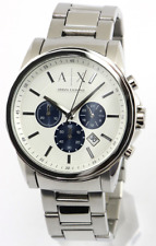 Armani Exchange Chronograph Stainless Steel Watch AX2500