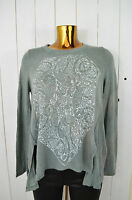 THE PEOPLE OF THE LABYRINTHS Damen Pullover Strickpullover Strick Cashmere Gr. S