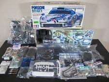 "Tamiya 1/10 RC 1997 Porsche 911 GT1 TA03R-S Belt Drive #58193 ""Please Read"""