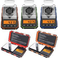 0.001g&50g/0.01-200g_Digital LCD Electronic Balance Jewelry Kitchen Scale Weight