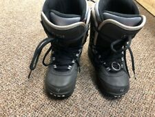 Vans mantra boys snowboard boots snowboard boots size 4