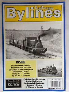 Railway Bylines Magazine April 1997