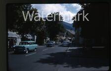 1960 Kodachrome  photo slide Europe cars VW volkswagen   Germany ??