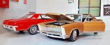 Buick 1965 Riveria Gran Sport GS V8 1:24 Scale Welly Diecast Model Car Gold