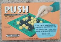 Vintage Push Game by Spears 60s 70s Toys