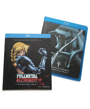 Fullmetal Alchemist: The Complete Series (Blu-ray Disc, 2015, 6-Disc Set)