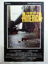 italian 4sh-Once Upon A Time In America-De Niro-Sergio Leone-Us Drama-D66-1