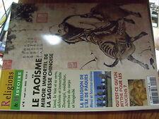 µ? Religions & Histoire n°4 Taoïsme Religion Ile de Paques Moai Mythe ancien