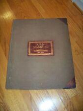 1922 Sanborn Map Company 11 Broadway New York Atlas of Summit New Jersey