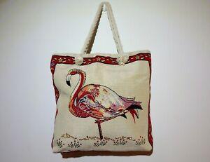 Women Ladies Beach Shopping Bag  Large Capacity Corduroy Shoulder Handbag