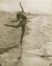 James Wallace Pondelicek Photo, Dancing at the Seashore, 1918
