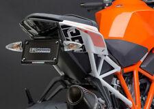 Garde-boues et passages de roue noirs pour motocyclette KTM