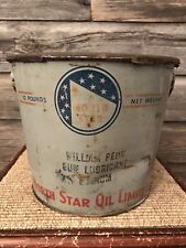 North Star Oil Can