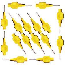 16 Stück TePe gelb 0,7mm Interdentalbürsten Zwischenraumbürsten NEU Größe 4