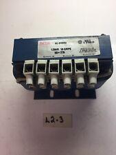 MTE 1.50mH THREE PHASE REACTOR 600 VAC 18 AMPS RL-01802