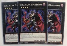 Yu-Gi-Oh! LEHD-ENC35 - 3 x Evilswarm Nightmare - 1st edition - Common