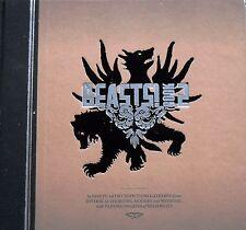 Beasts Vol. 2 (imagen Band) gráfica us-cómics skate Graphics, Rock Art Book