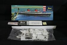 "RARE REVELL S.S UNITED STATES ""THE WORLD FASTEST LINNER MODEL KIT #0312"
