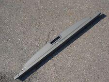 Hyundai Santa Fe tonneau cover cargo area hide safety rear