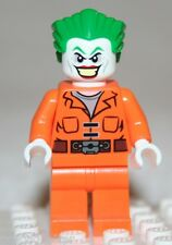 Lego JOKER JUMPSUIT MINIFIGURE from Super Heroes Batman Arkham Asylum (10937)