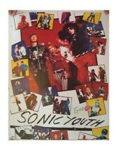 Sonic Youth Poster Goo Collage