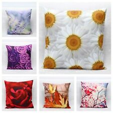 Soft Throw Pillow Cushion Covers Home Decor 3D type design 100% Oz Seller