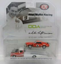 GREENLIGHT ALLAN MOFFAT RACING FORD F-350 RAMP TRUCK WITH 1969 MUSTANG ACME