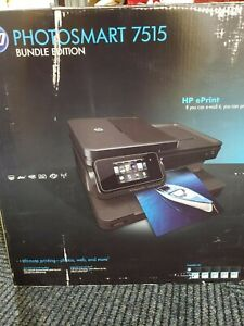 HP Photosmart 7515 All-In-One Printer New