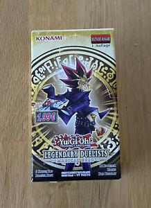 Yu-Gi-Oh Legendary Duelists: Magical Hero - Display / 18 Booster - Deutsch
