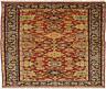"""Hand-knotted Carpet 2'7"""" x 5'11"""" Traditional Vintage Wool Rug...DISCOUNTED!"""