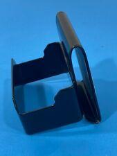 Law Enforcement Supply Porta Clip Metal Radio Case Holder Motorola Kenwood Mhbr
