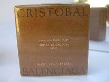 CRISTOBAL BALENCIAGA SOAP SEIFE  SAVON Parfumee 100 g ORIGINAL RARE