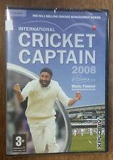 International Cricket Captain 2008 (PC CD-ROM) UK IMPORT