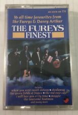"The Fureys & Davey Arthur ""The Fureys Finest"" NEW & SEALED Tape Cassette"