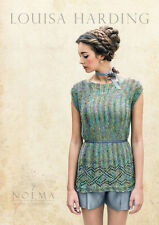 Louisa Harding Noema Yarn Shrug & Top Hand Knitting Pattern Leaflet L1-08