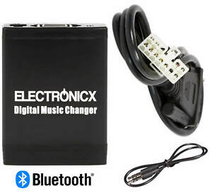 Adapter USB MP3 Aux Bluetooth Hands Free Toyota And Lexus To 2005