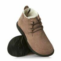 Reef Mens Megladon Le Mid Boots Tan 7 New