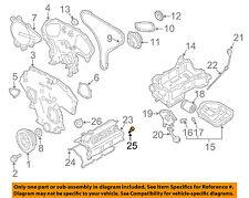 NISSAN OEM 05-15 Xterra 4.0L-V6 Engine-Valve Cover Bolt 13224ZQ01A