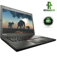 Custom Build IBM Lenovo Laptop 256GB SSD 8GB Memory Win 10 Core i5 PC 500GB HDD