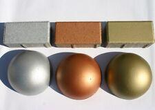 100g Betonfarbe Gold Silber Kupfer - Akrylsilikon für innen/außen