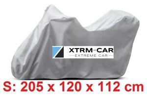 Abdeckplane von XTRM-CAR passt für MBK Booster NG Next Generation mit Koffer