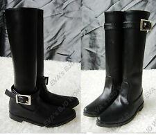 1/4 BJD Shoes/ Boots Supper dollfie MSD Black#7-1