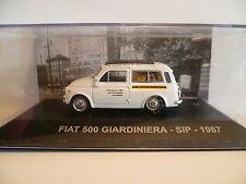 FIAT 500 GIARRDINIERA SIP de 1967 ~  NEUF