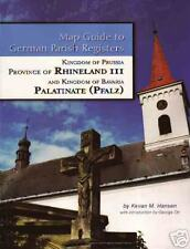 Rhineland III Trier & the Pfalz (Palatinate) Map Guide