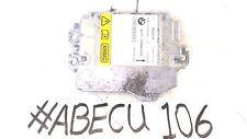 BMW 1 3 SERIES E81 82 E87 90 E91 E92 X1 AIRBAG CONTROL ECU MODULE SENSOR 9184432